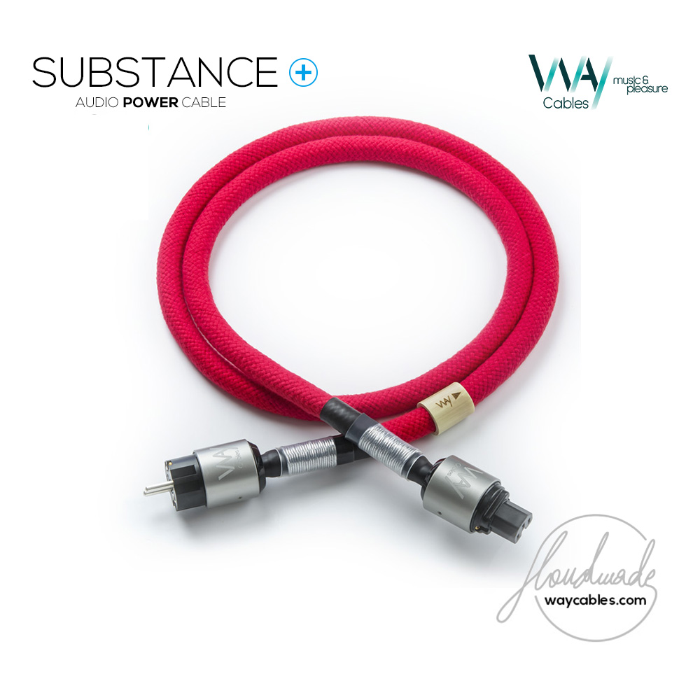 SUBSTANCE+ Power Cable