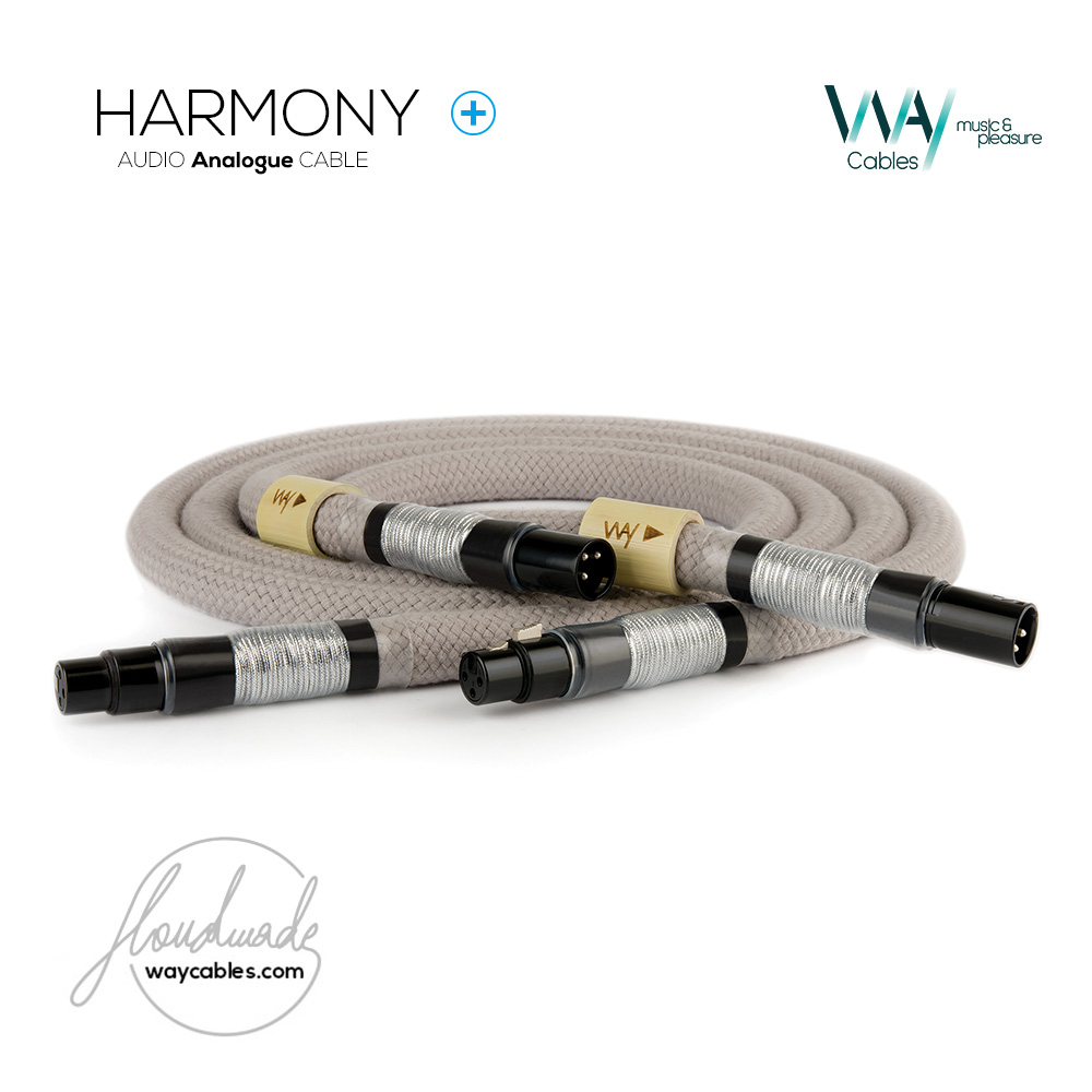 HARMONY PLUS interconnect cable